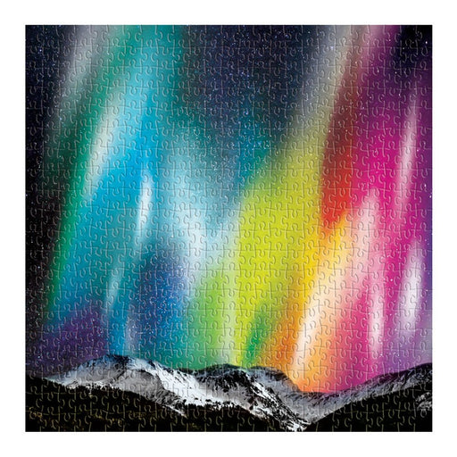 Cosmic Lights - 500 Piece Jigsaw Puzzle