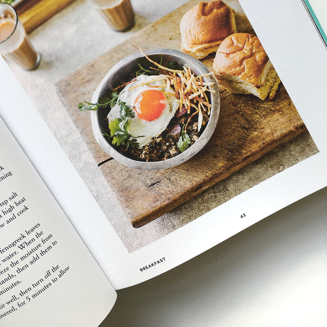 Dishoom Recipe Book