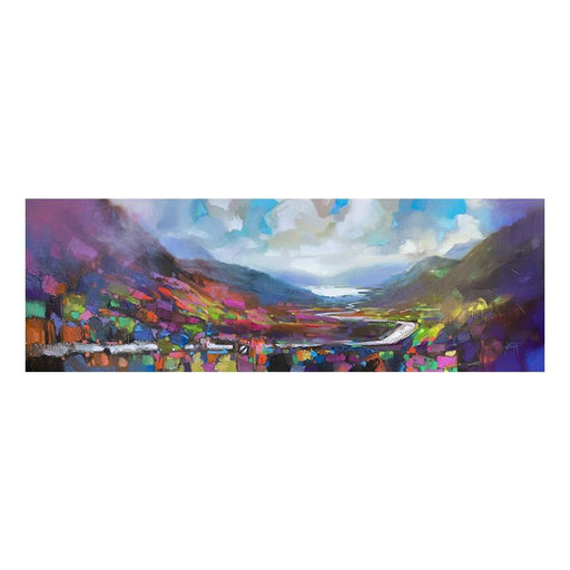 Glen Docherty Art Print