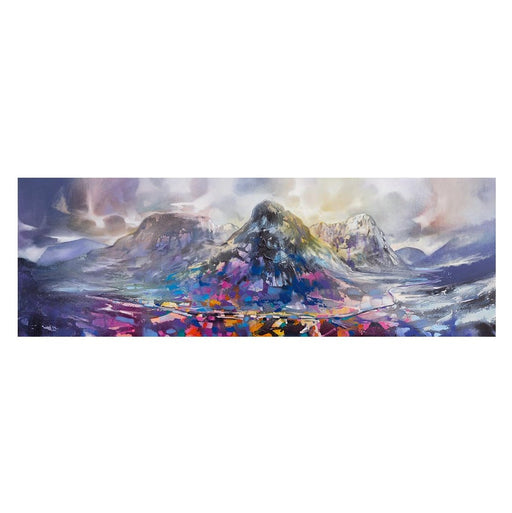 Glencoe Resonance Art Print