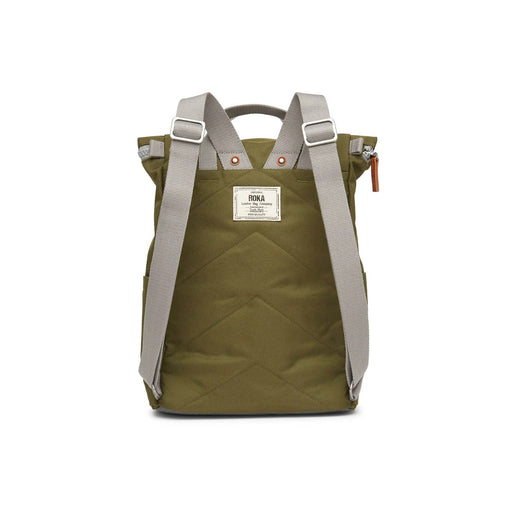 Medium Moss Sustainable Finchley Backpack