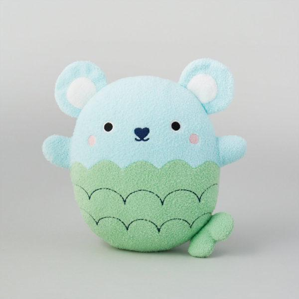 Green Mermaid Plush Toy