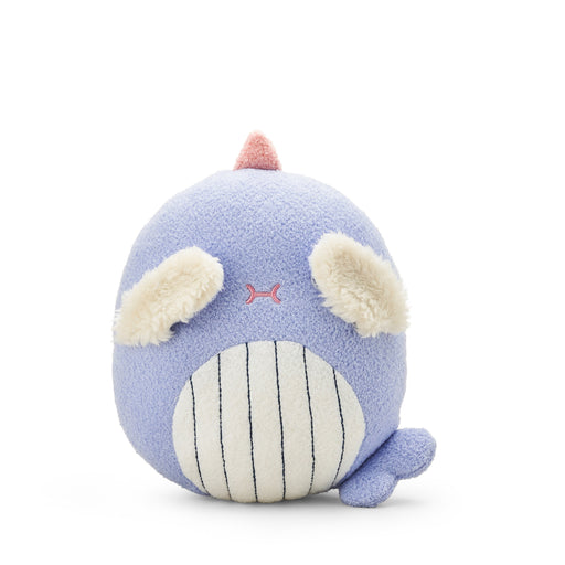 Noodoll Ricesprinkle Narwhal Plush Toy