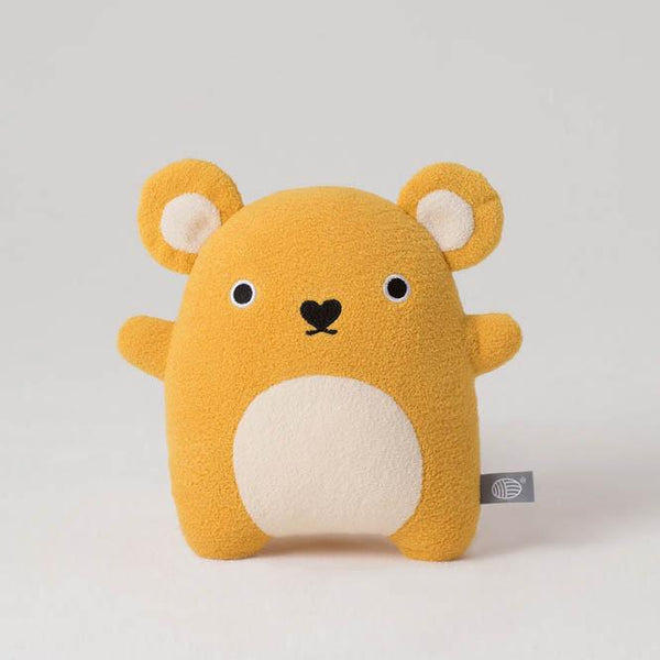 Yellow Bear Plush Toy