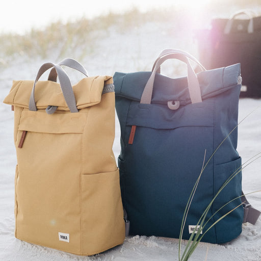 Medium Flax Sustainable Finchley Backpack