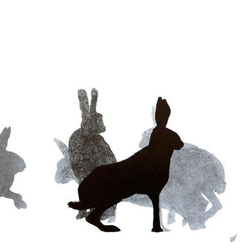 Hare print - Large