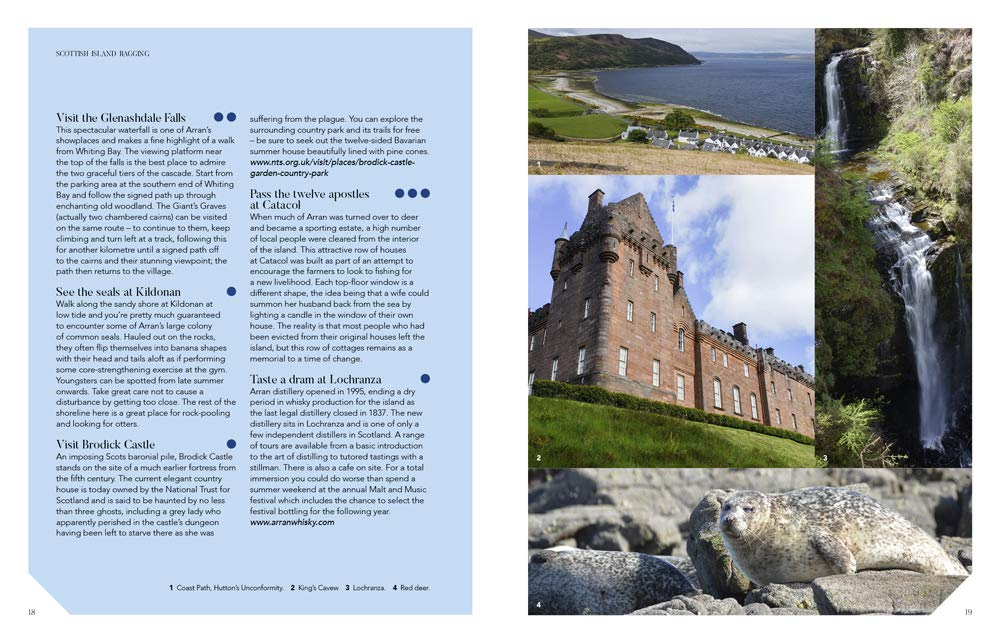 Scottish Island Bagging: The Walk Highlands Guide To The Islands Of Scotland