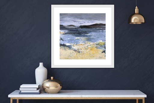 Large Sea Loch Print