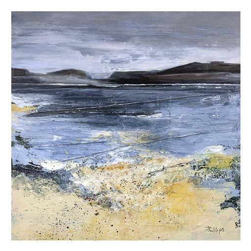Small Sea Loch Art Print
