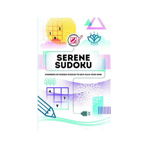 Serene Sudoku - Hundreds Of Sudoku Puzzles To Help Calm Your Mind