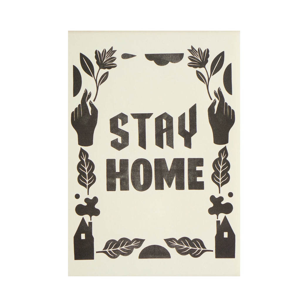 Stay Home Print