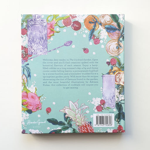 The Cocktail Garden Book