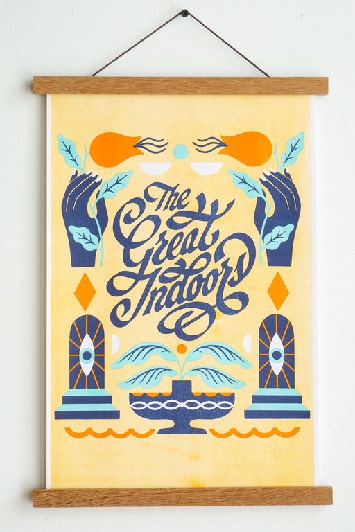 The Great Indoors Print