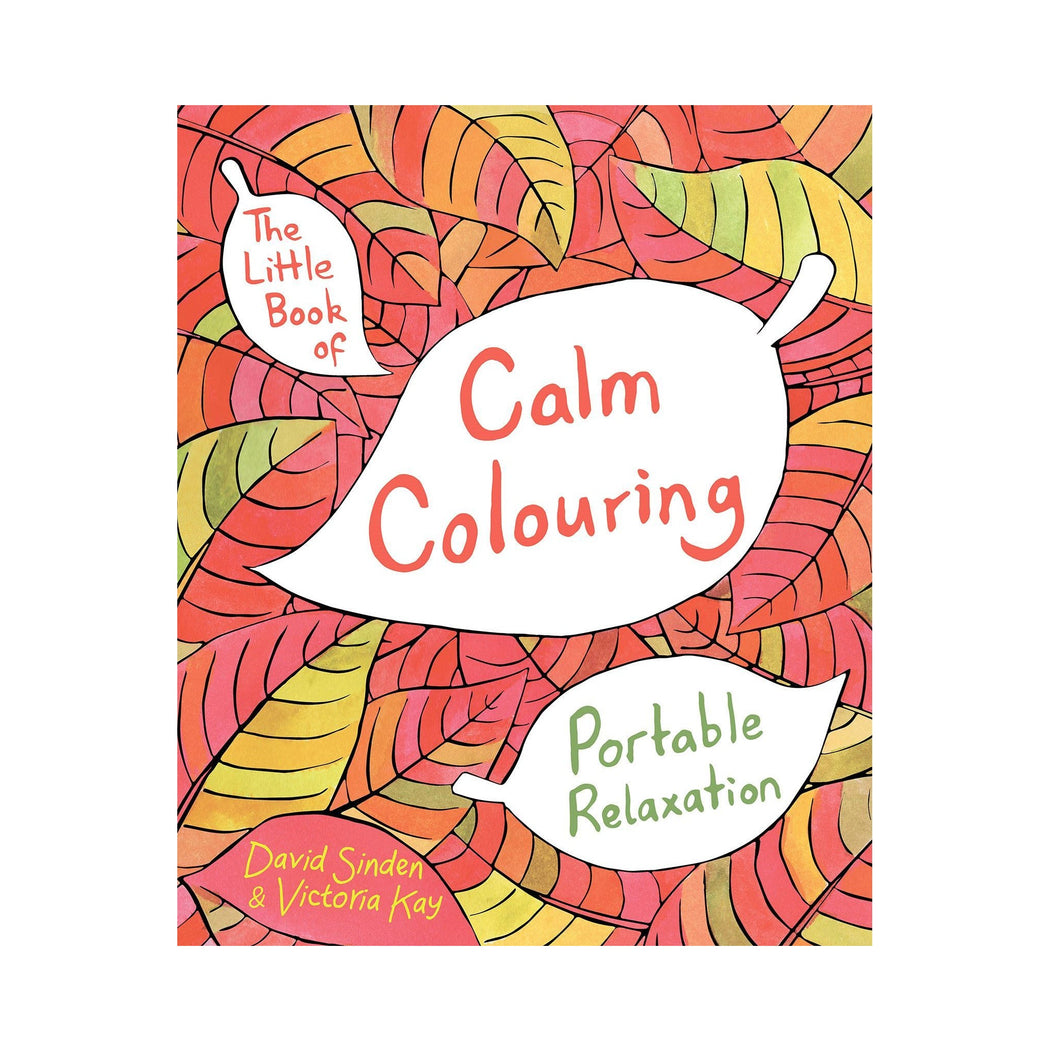 Little Book Of Calm Colouring Book