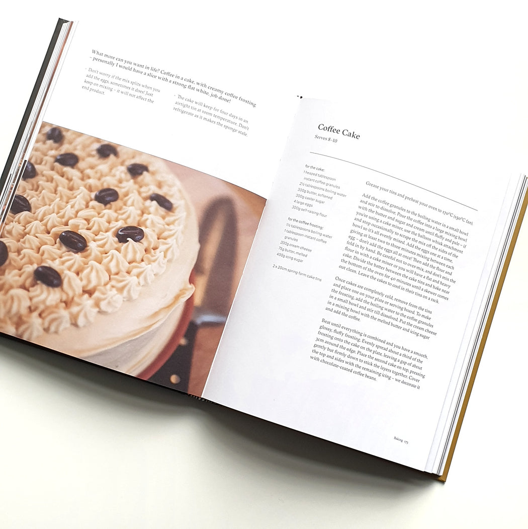 The Mountain Café Cookbook