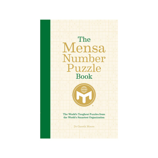 The Mensa Number Puzzle Book