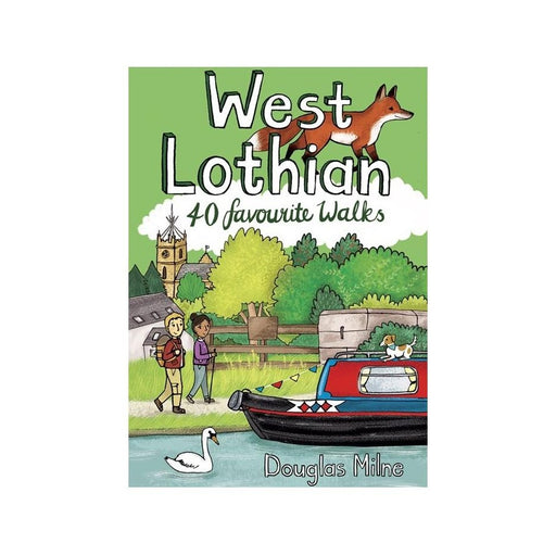 West Lothian Walks Book