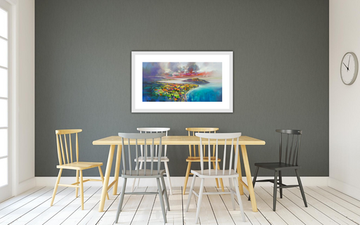 Whiting Bay, Arran Art Print