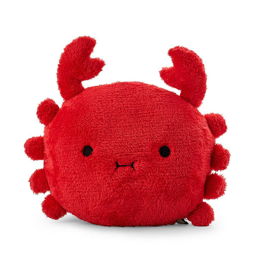Large Red Plush Ricesurimi Crab Cushion