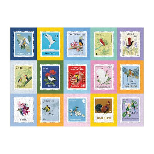 Birds Of The World - 1000 Piece Jigsaw Puzzle