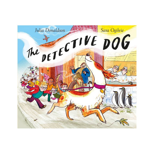 Detective Dog Board Book