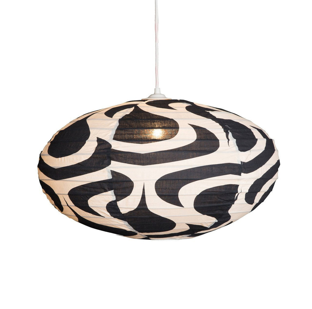 Double Drop Lampshade - 80cm