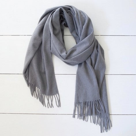 Super Soft Blanket Scarves - Various Colours