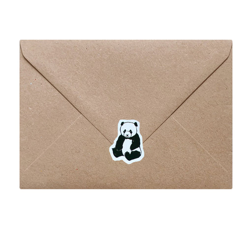 Kawaii Panda Sticker Set
