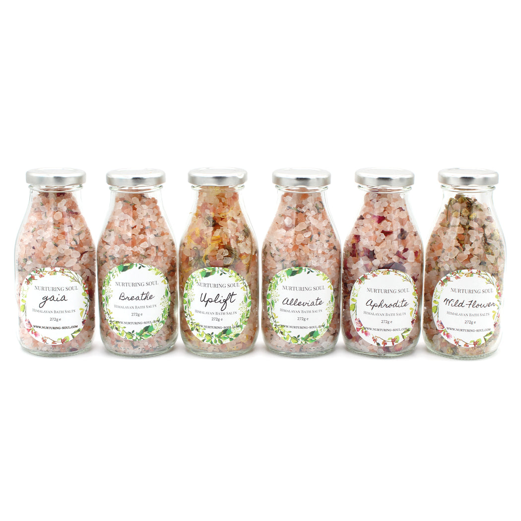 Nurturing Soul Bath Salts
