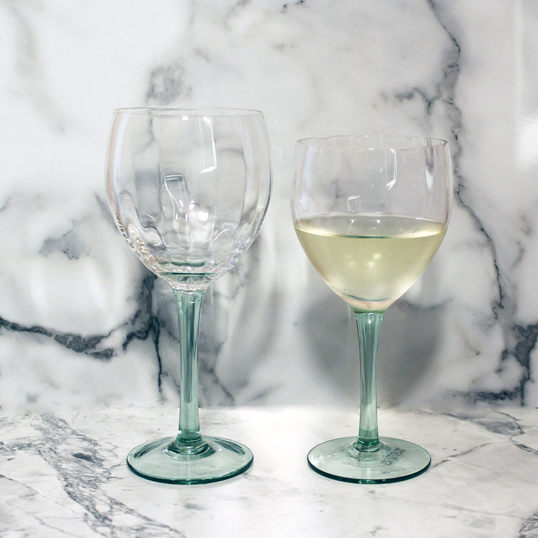 Ragna Red & White Wine Glasses