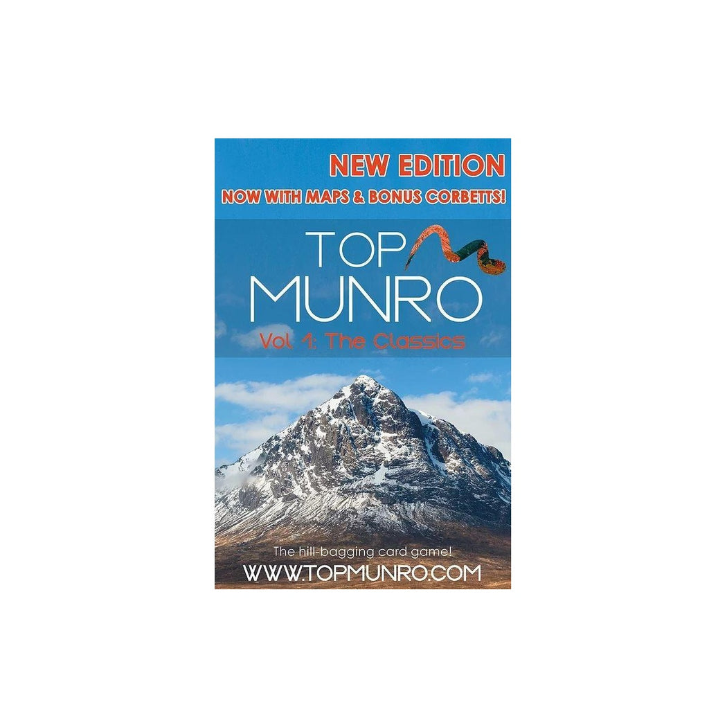 Top Munro Cards Volume 1 : The Classics (2nd Edition)