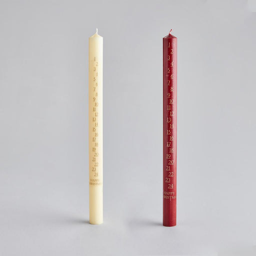 "12"" Advent Candle"