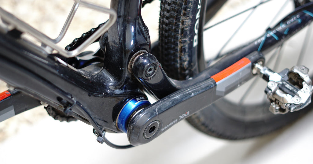 Fixing bottom bracket creaks