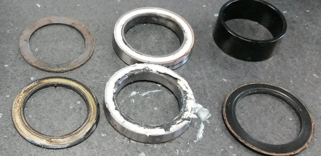 Problems with ceramic bearings, part one