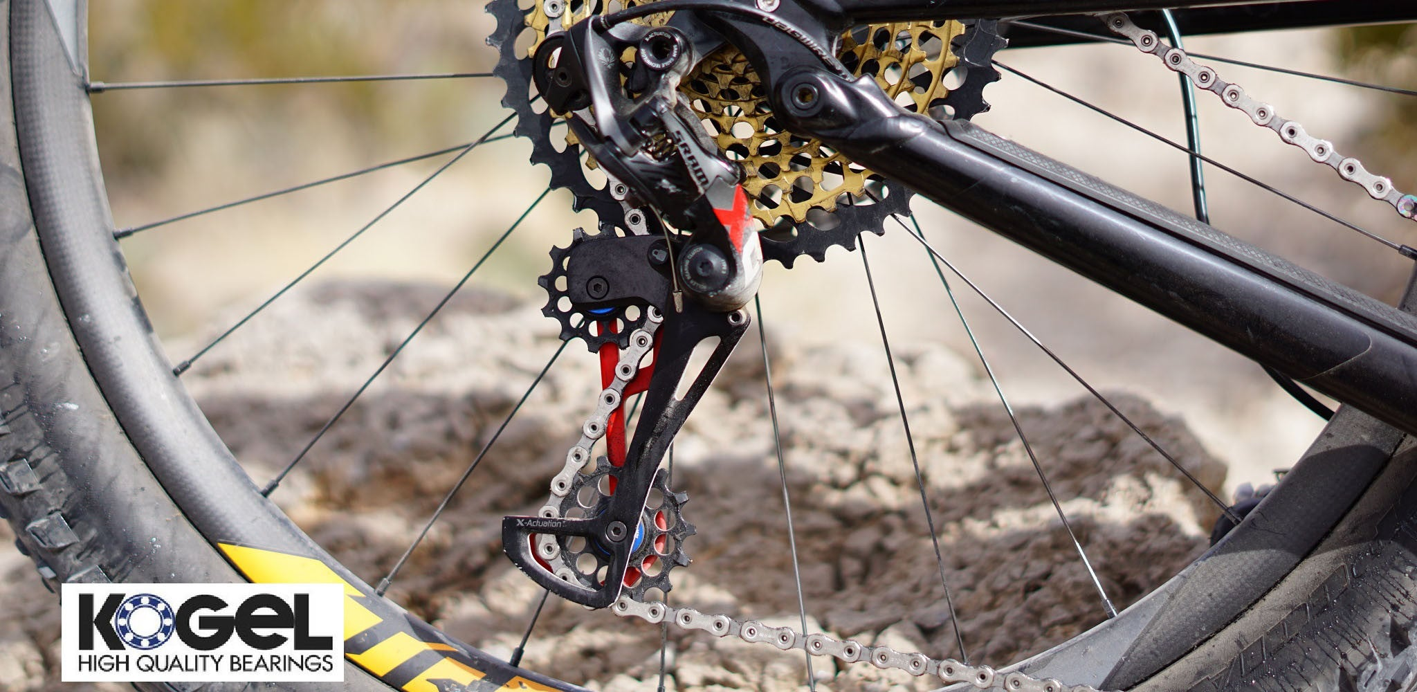 Do oversized derailleur pulleys really help? Part 1