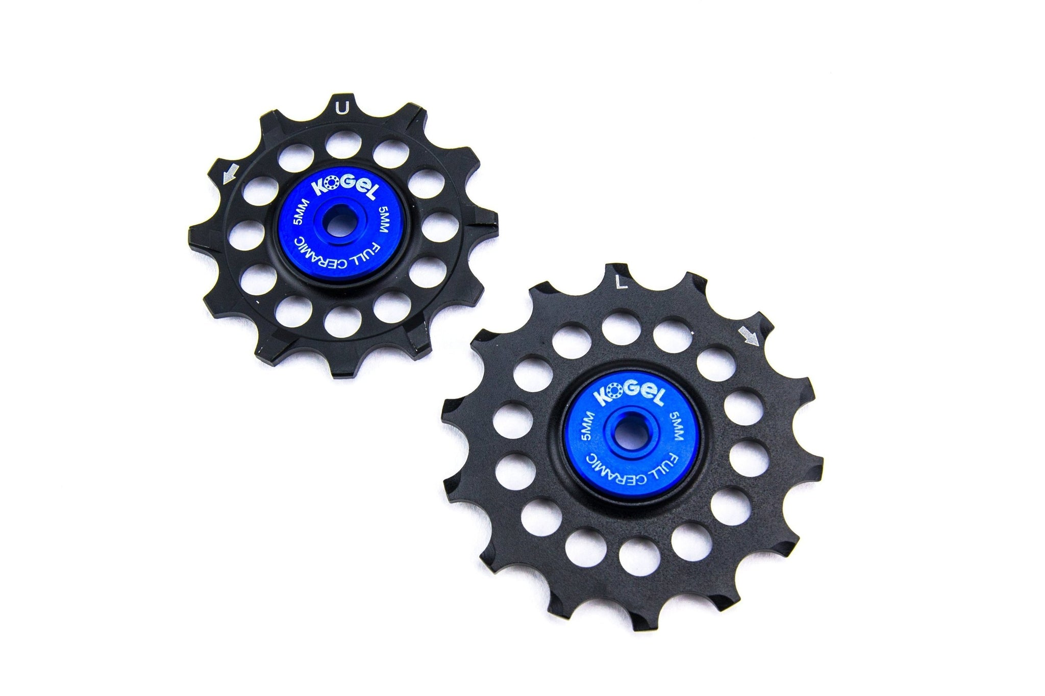 12/14T Oversized 'Not For Instagram' pulleys for Shimano and sram WiFli road derailleurs