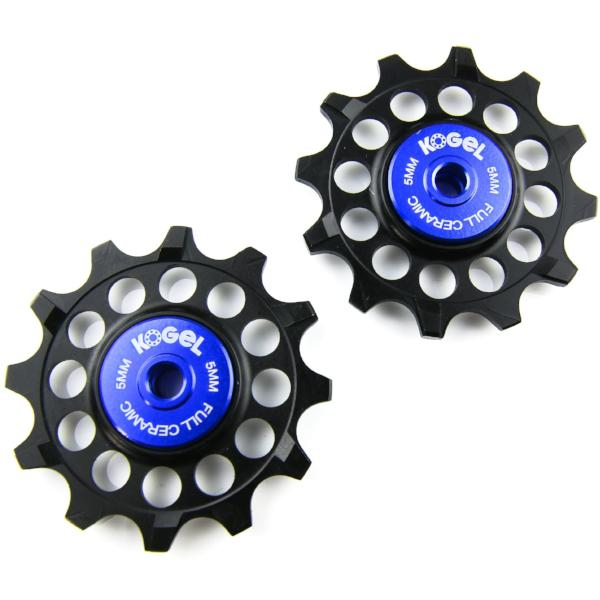 12 tooth 'Not for Instagram' pulleys for Sram and Shimano ROAD