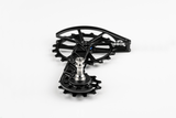 Shimano Dura Ace R9100 and Ultegra R8000 Oversized Derailleur Cage - Black
