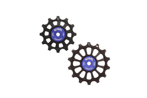 12/14T oversized derailleur pulleys for Sram 1x11 speed