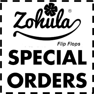 Zohula Special Orders