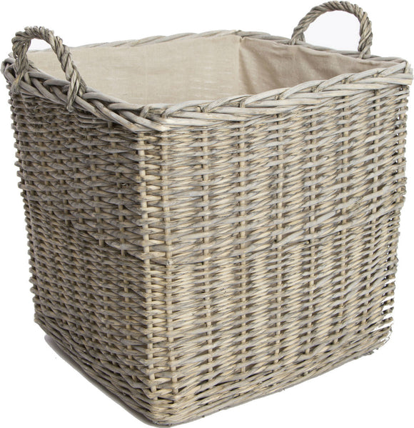 Zohula Square Log Basket / Storage Basket