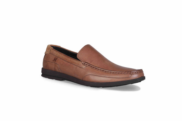 KAV LEATHER LOAFERS - Sledgers