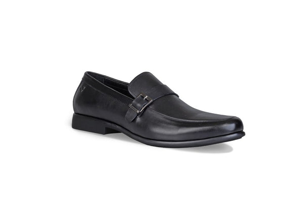 KIEFER LEATHER LOAFERS - Sledgers