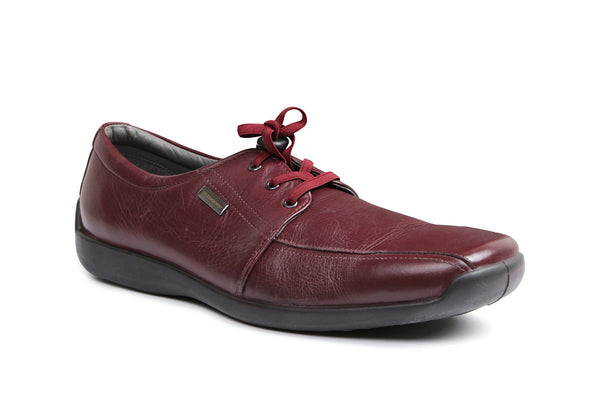 ALBERTO LEATHER SHOES - Sledgers