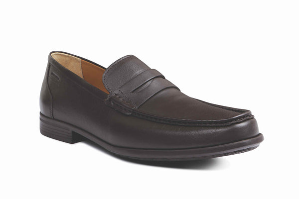 MODUL LEATHER LOAFERS - Sledgers