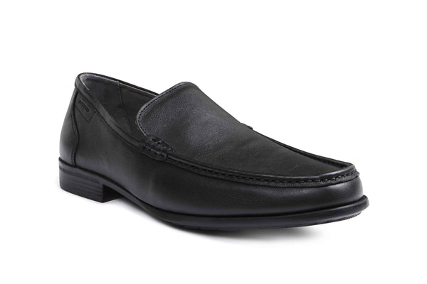 MORRIS LEATHER LOAFERS - Sledgers
