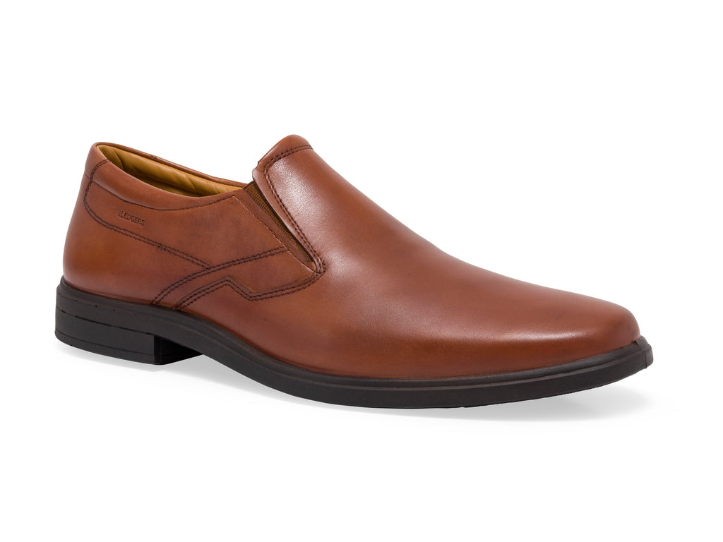 JUNON: Men's Handmade Leather Shoes - Sledgers