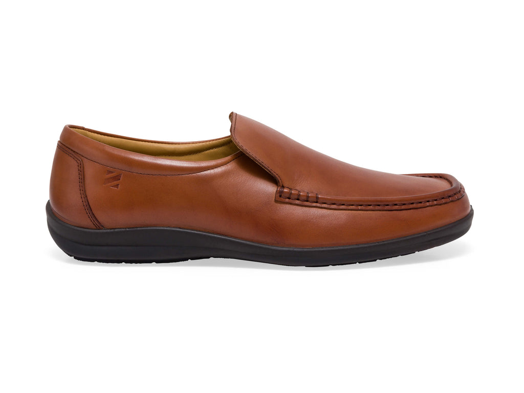 CARLTON: Men's Handmade Leather Shoes - Sledgers