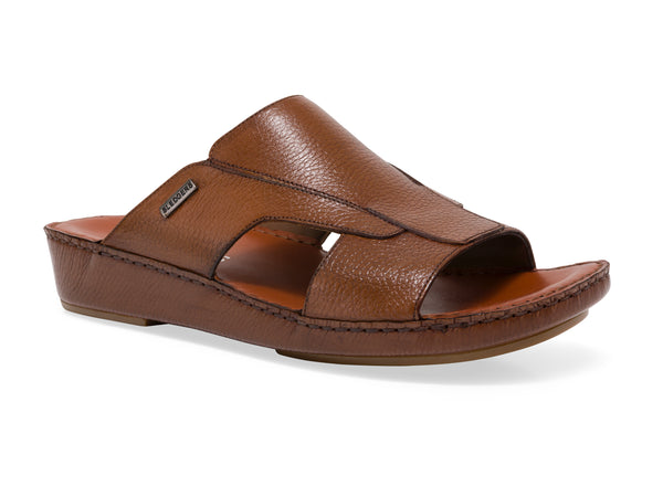 BALLARAT: Men's Handmade Leather Sandals - Sledgers