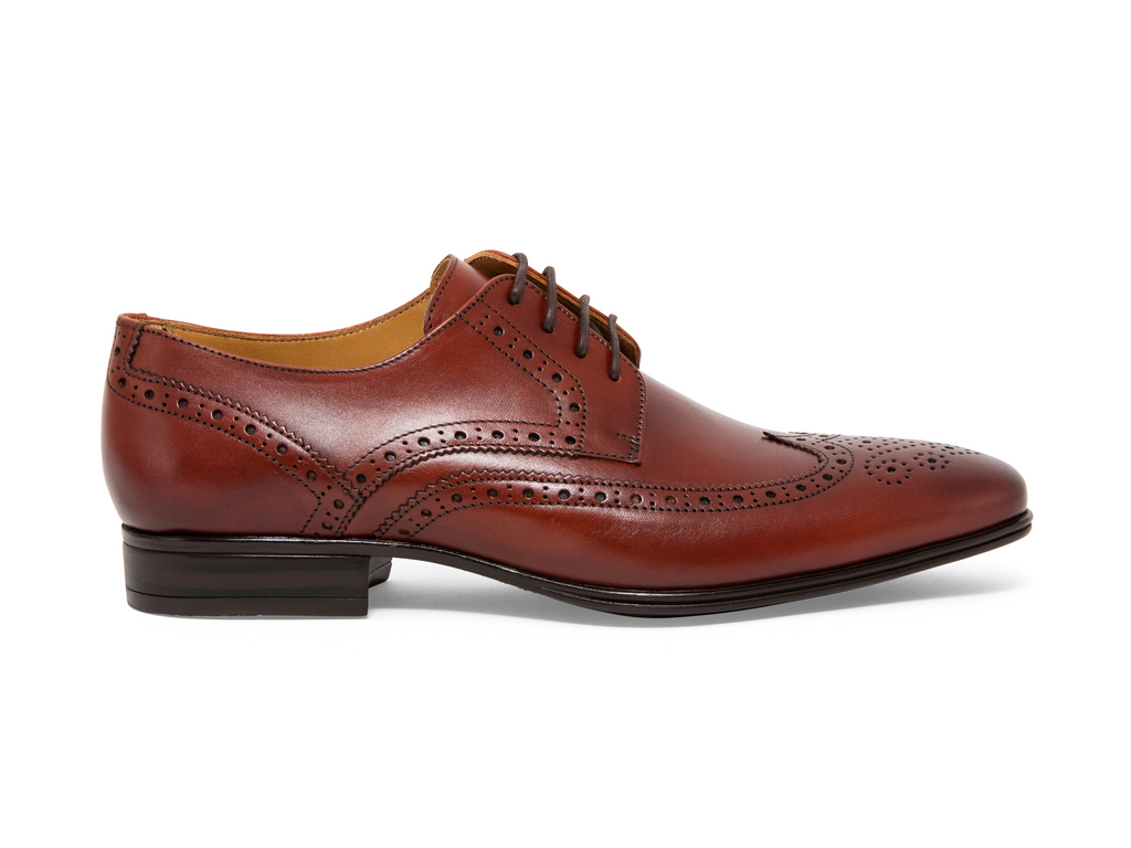 ALBI: Men's Handmade Leather Shoes - Sledgers